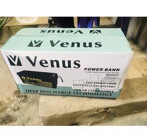 200ah 12volts Venus Deep Cycle Solar Battery   Solar Energy for sale in Lagos State, Lekki
