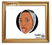 Cartoon Sketched Portrait | Arts & Crafts for sale in Lagos State, Agege