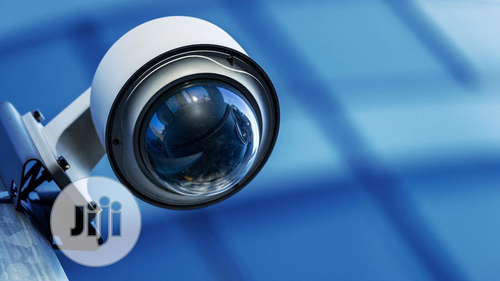 AHD And Wireless IP CCTV Camera Installation