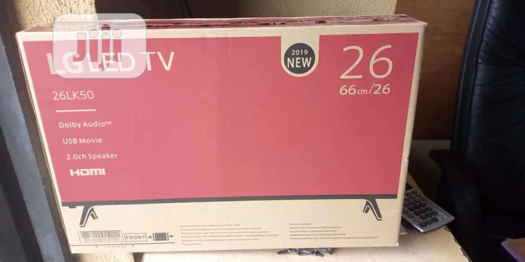 LG 26inches TV