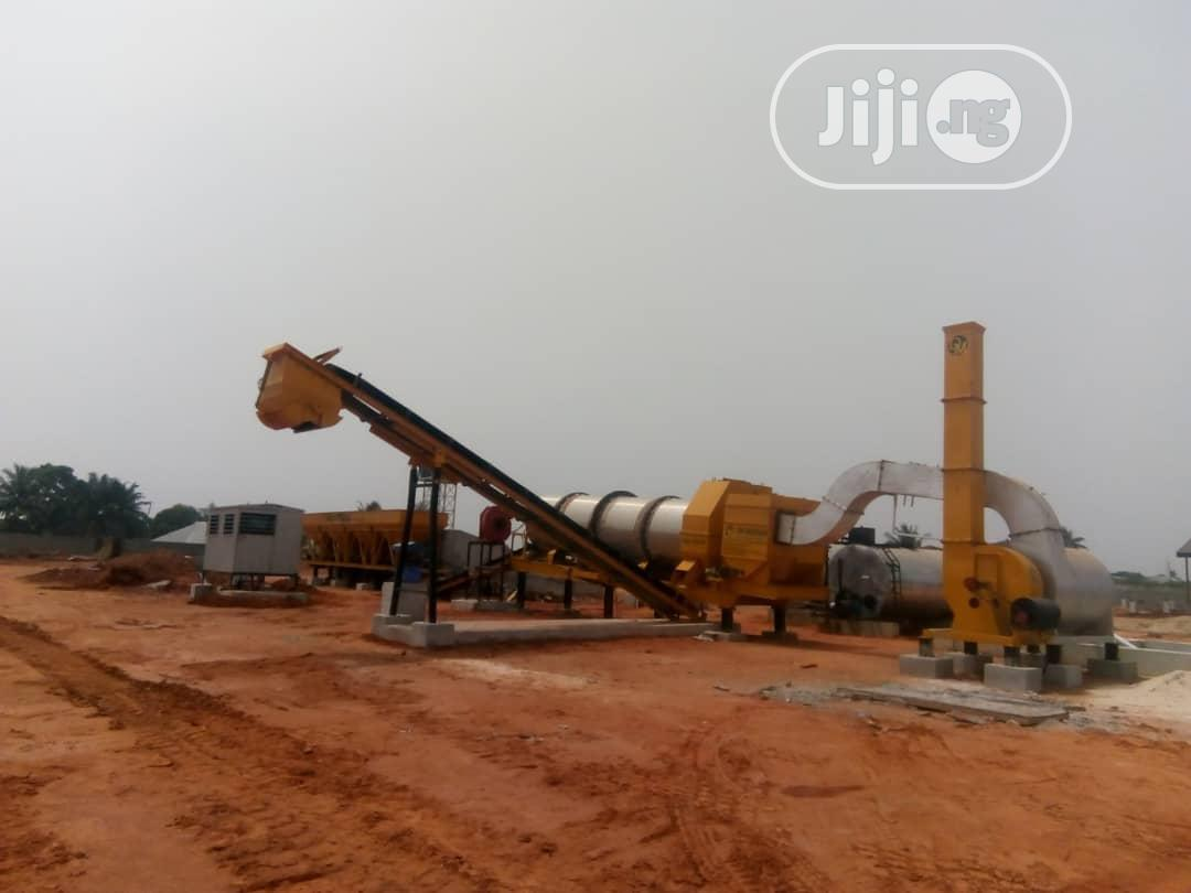 Asphalt Plant and Weigh Bridge New (Negotiable)