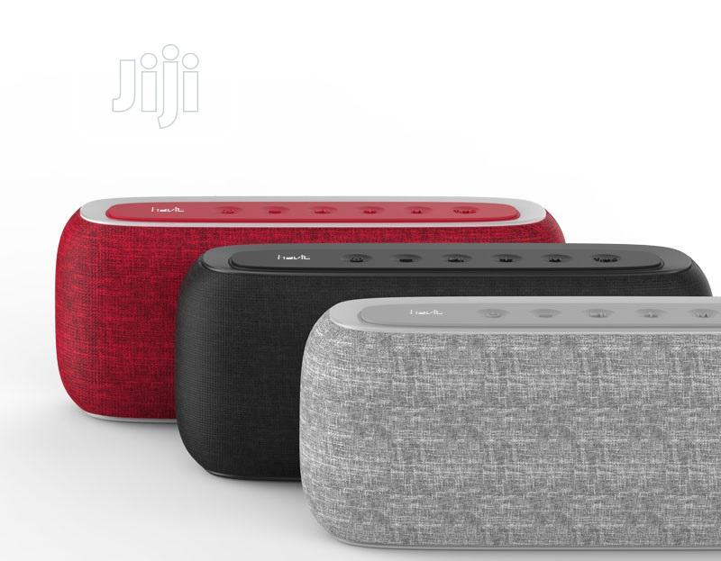 Havit Havit M29 Fabric Speaker V4.2 Bluetooth Speakers With Alarm Cloc