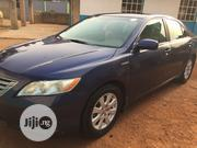 Toyota Camry 2008 Hybrid Blue | Cars for sale in Lagos State, Ifako-Ijaiye