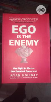 Ego Is The Enemy | Books & Games for sale in Lagos State, Maryland