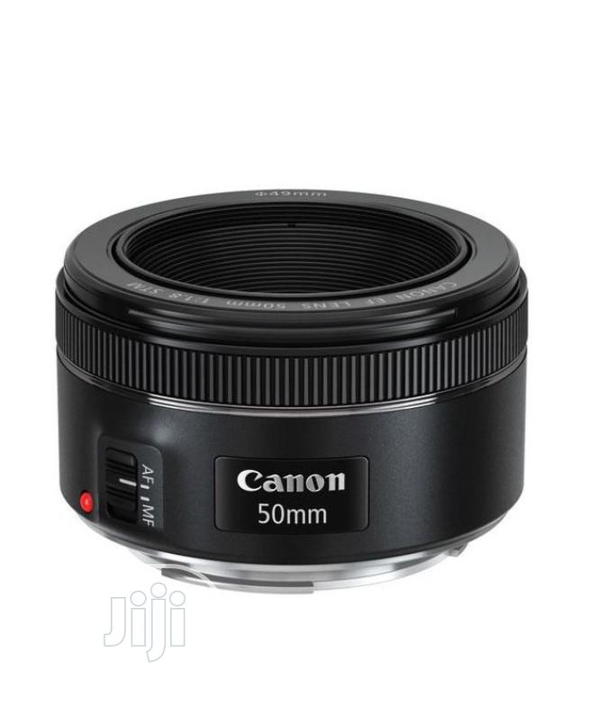 Canon Canon EF 50mm F/1.8 STM Lens | Accessories & Supplies for Electronics for sale in Lagos Island, Lagos State, Nigeria