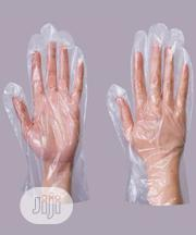 Disposable Polyethylene (HDPE) Glove 100pair | Manufacturing Materials & Tools for sale in Lagos State, Ikeja
