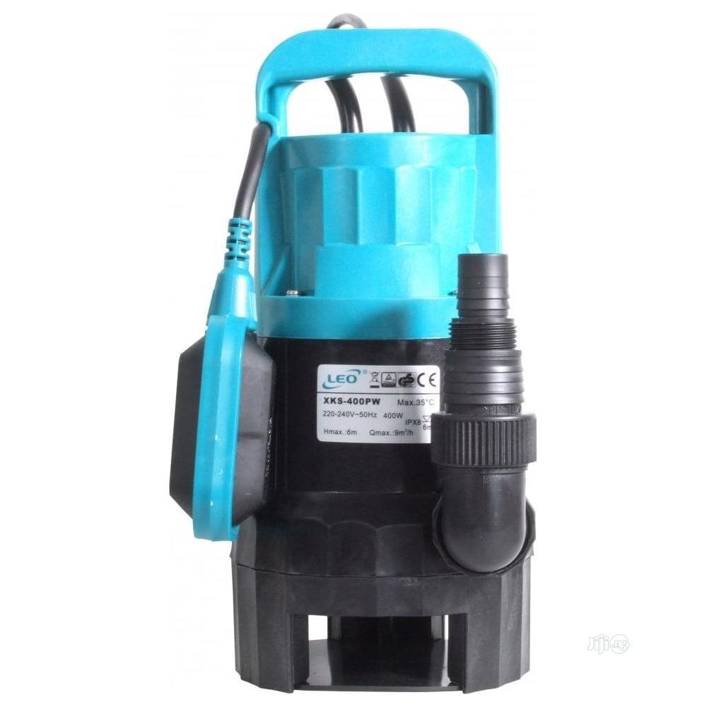 Leo Garden Submersible Drainage Pump