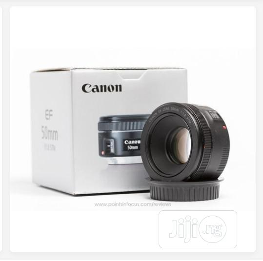 Canon Canon 50mm F/1.8D Prime Lens | Accessories & Supplies for Electronics for sale in Sagamu, Ogun State, Nigeria