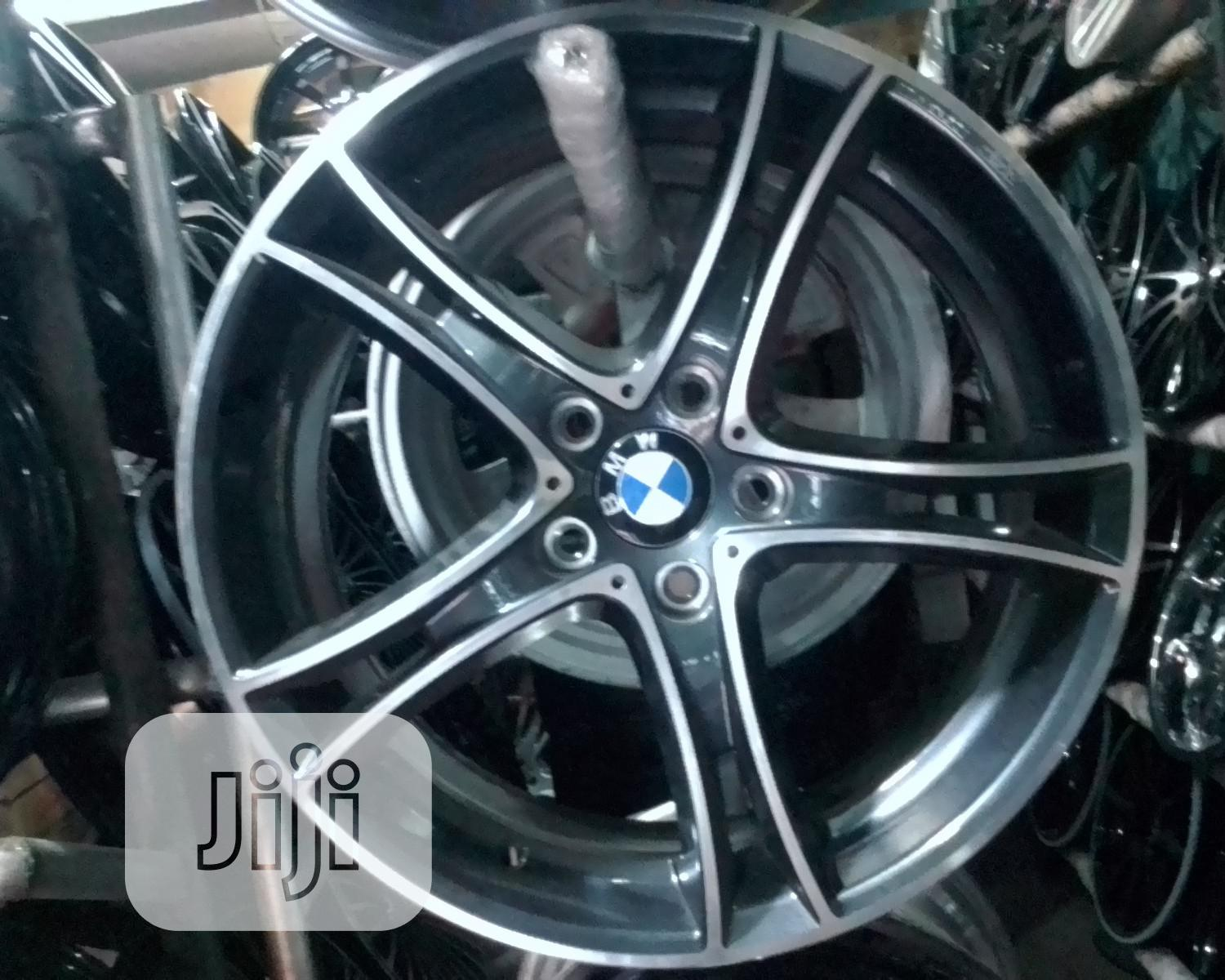 19 Inches BMW D-DRIVE