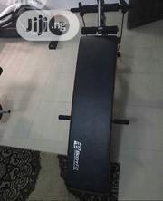 Sit Up Bench With Dumbell | Sports Equipment for sale in Ebonyi State, Onicha