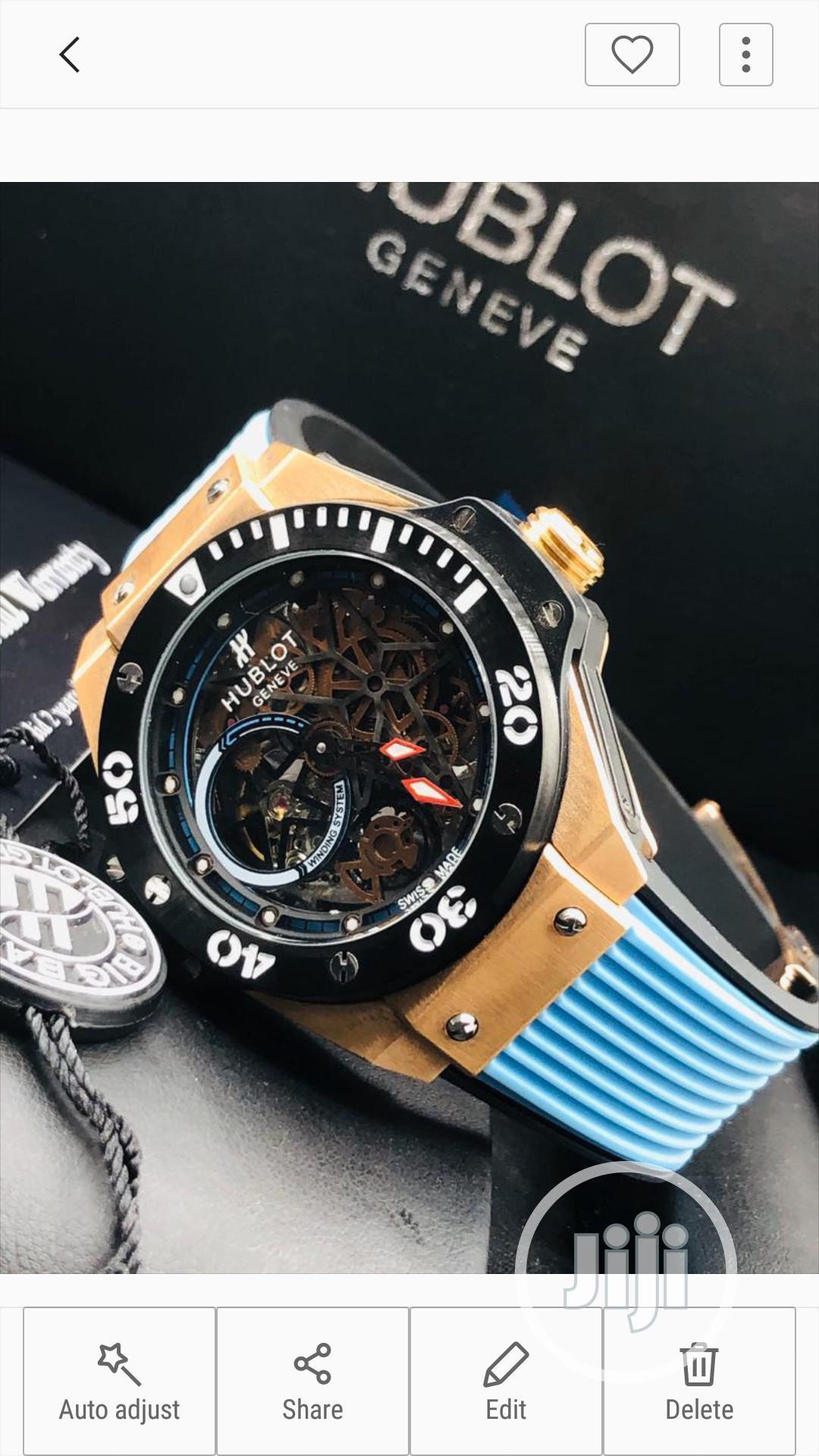 Hublot Wrist Watch | Watches for sale in Lagos Island (Eko), Lagos State, Nigeria