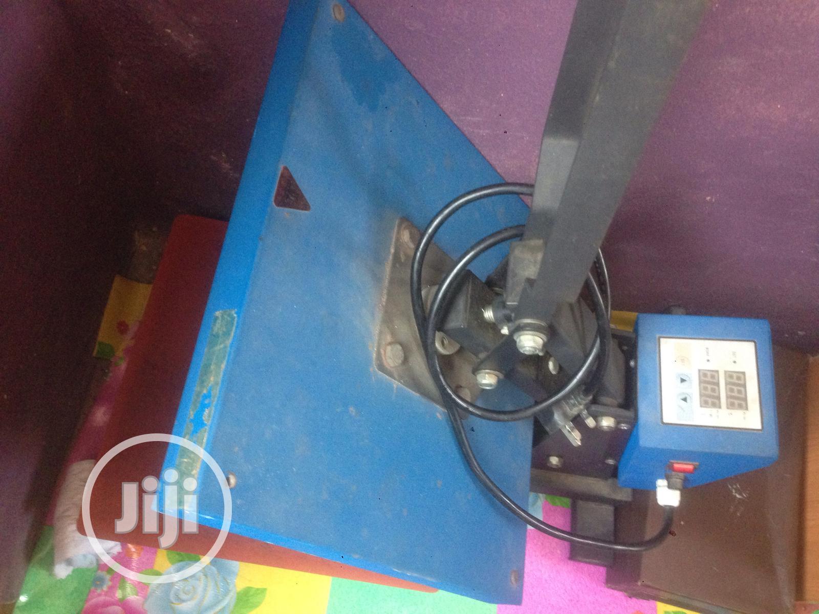 Heat Transfer Machine   Printing Equipment for sale in Ajah, Lagos State, Nigeria