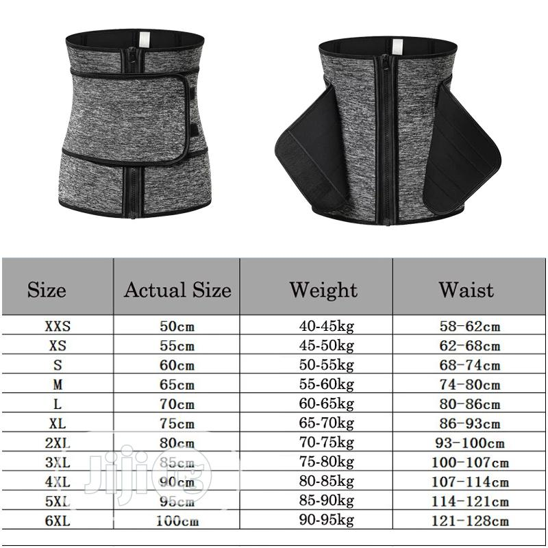 Latex Waist Trainer Shape Wear