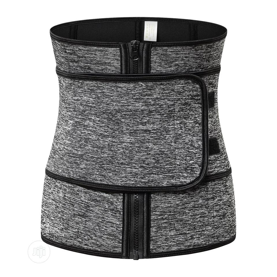 Latex Waist Trainer Shape Wear | Clothing Accessories for sale in Lagos Island, Lagos State, Nigeria