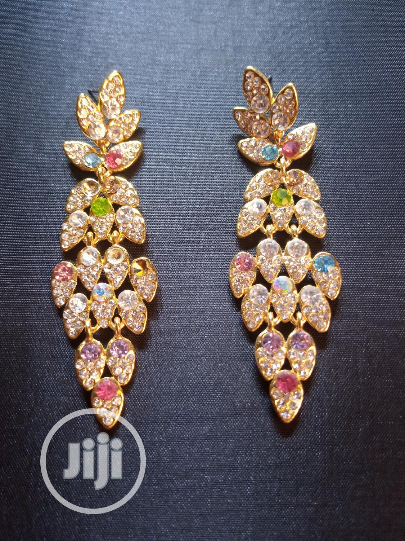 Archive: Clasic Multi Colour Stone Earring