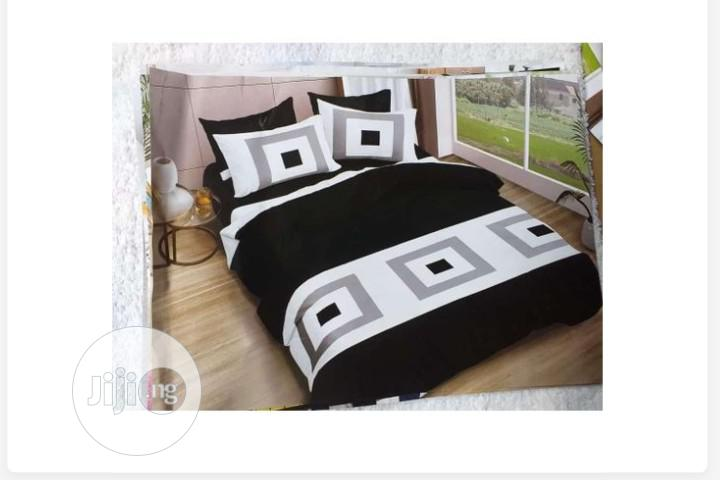 Designer Duvet Bedspread With Pillowcases