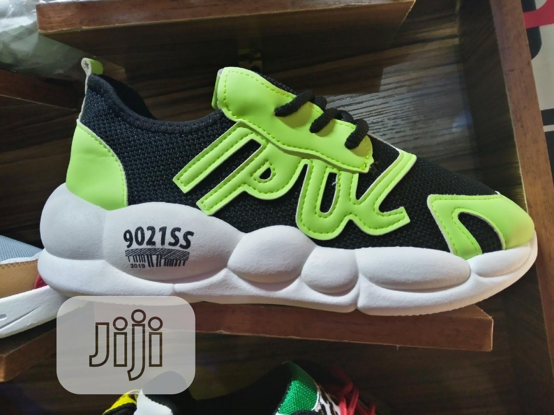 Lighting Fashion Sneakers