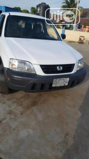 Honda CR-V 2003 EX 4WD Automatic White | Cars for sale in Akwa Ibom State, Uyo