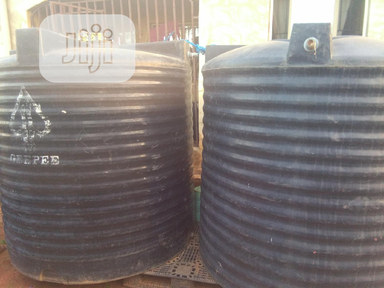 Original Full 50000 Litres Gepee Tank