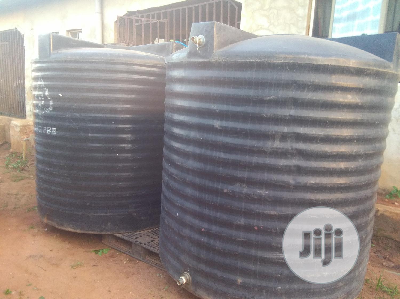 Original Full 50000 Litres Gepee Tank | Plumbing & Water Supply for sale in Ikorodu, Lagos State, Nigeria