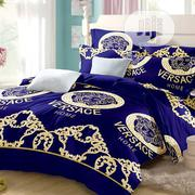 New Arrived Customized Bedsheets/Duvet With 4pillowcases | Home Accessories for sale in Lagos State, Ikorodu
