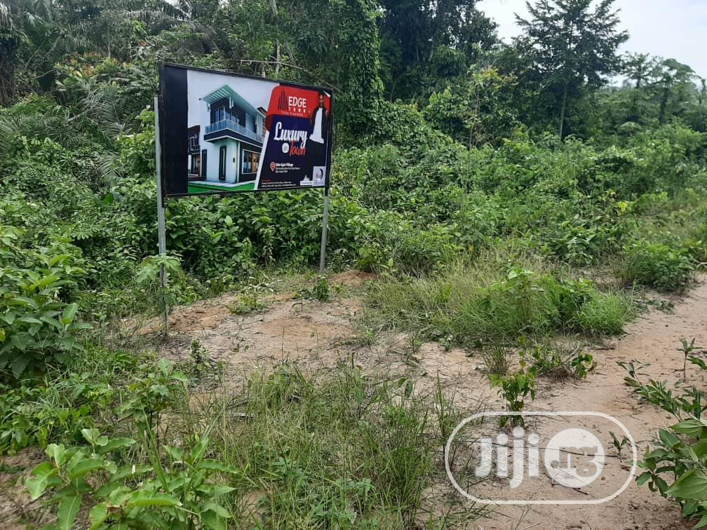 Edge Town Estate Epe With Free Hold Title