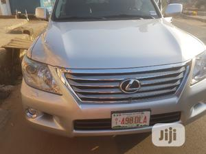 Lexus LX 570 2010 Base Gold   Cars for sale in Lagos State, Ikeja