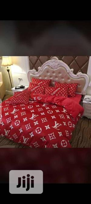 Supreme Designer Duvet and Bedsheet | Home Accessories for sale in Lagos State, Ikeja