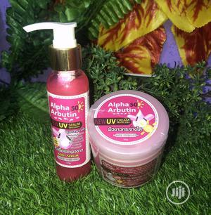 Alpha Arbutin Bright White Skin Cream Serum   Skin Care for sale in Lagos State, Ikotun/Igando