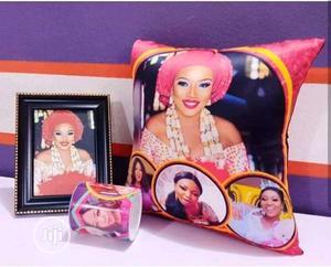 Pillow Customise | Bags for sale in Lagos State, Lagos Island (Eko)