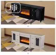 High Quality Fire Place Tv Shelve | Furniture for sale in Lagos State, Ojo