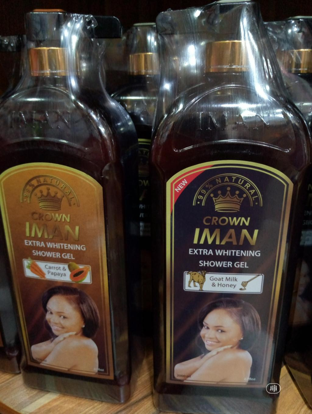 Iman Shower Gel