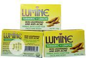 Lumine Tumeric and Lemon Tablet Soap | Bath & Body for sale in Lagos State, Ojo