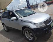 Suzuki Grand Vitara 2007 Silver | Cars for sale in Lagos State, Ikeja