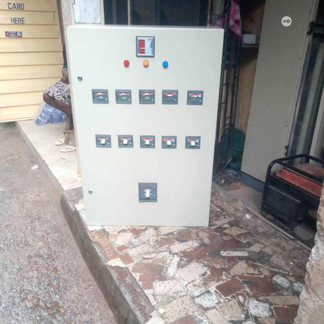 400amp ABB Pannel | Electrical Hand Tools for sale in Ajah, Lagos State, Nigeria
