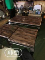 Quality Table and Side Stool | Furniture for sale in Lagos State, Ojo