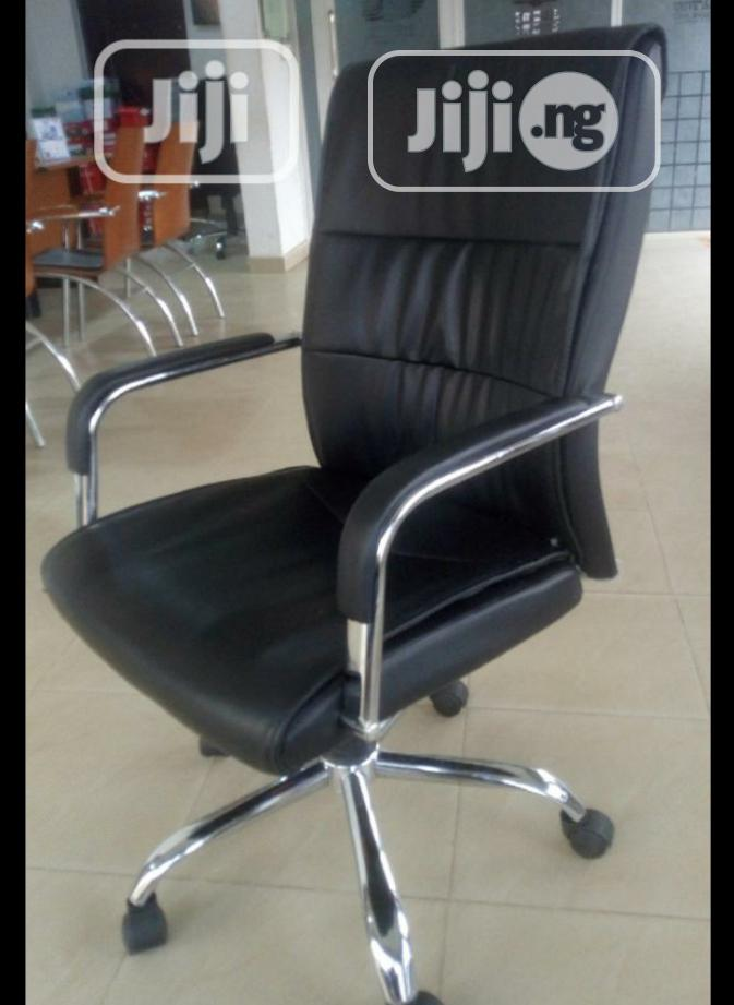 Brand New Imported Executive Leather Office Chair.