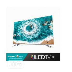 Hisense Uled TV 65 Inches B8000uw 4K Smart TV | TV & DVD Equipment for sale in Lagos State, Ojo