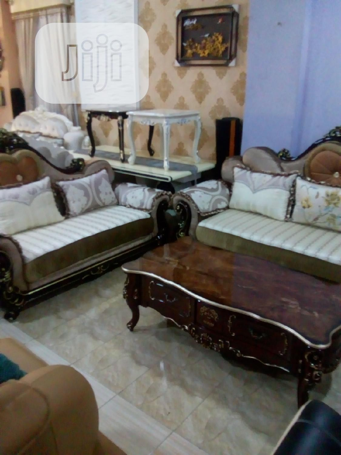 Imported Royal 7 Seaters Sofa Chair