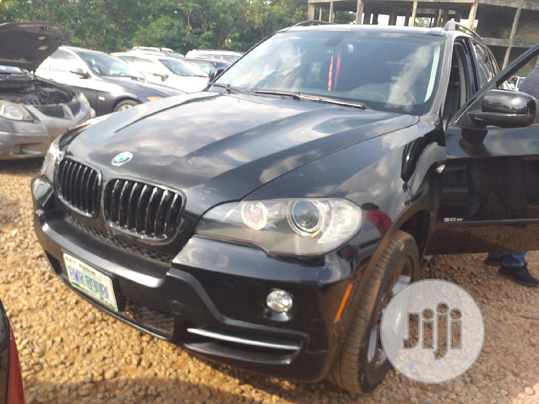 Archive: BMW X5 2009 3.0si Black