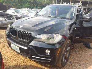 BMW X5 2009 3.0si Black | Cars for sale in Abuja (FCT) State, Central Business District