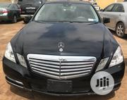 Mercedes-Benz E350 2013 Black | Cars for sale in Lagos State, Ojodu