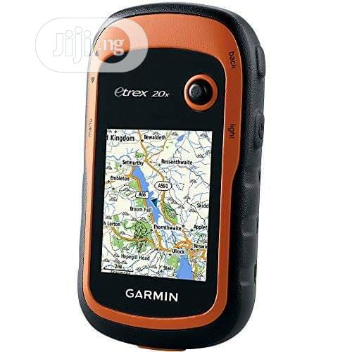 Etrex 20x Garmin Handheld