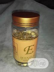 Vitamin E Natural Supplement 100 Soft Gels | Vitamins & Supplements for sale in Lagos State, Lekki Phase 1