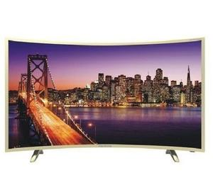 Polystar 39 Inches Curved Smart Tv With Inbuilt Netflix   TV & DVD Equipment for sale in Lagos State, Ojo