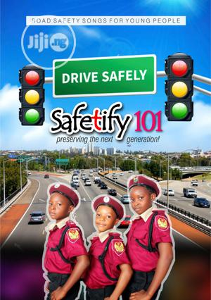 Learn 45 Road Signs & Things About Road Safety In A Song | Books & Games for sale in Abuja (FCT) State, Kaura