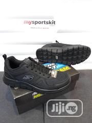 Original Skechers Air Cooled Black | Shoes for sale in Lagos State, Surulere