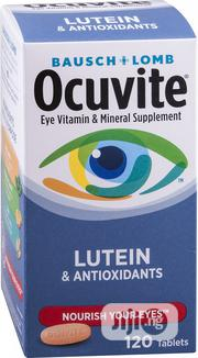 Ocuvite Eye Vitamin & Mineral Supplement Tablets, 120 Tablets | Tools & Accessories for sale in Lagos State, Ojo