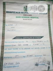 Healthcare & Nursing CV | Healthcare & Nursing CVs for sale in Kano State, Rano