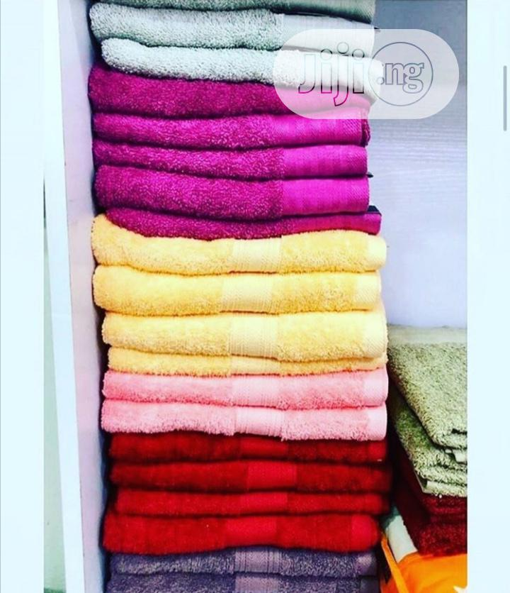 Hydro Cotton Towels